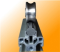 Profile slot 8 I-Type and shaft-clamp profile D14