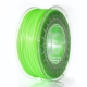 3D Filamento PLA 1,75mm verde acceso trasparente (Made in Europe)
