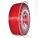 3D Filamento PLA 1,75 mm rosso caldo (Made in Europe)