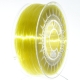 Filamento stampa 3D PET-G 1,75 mm trasparente giallo luce (Made in Europe)
