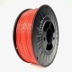 Alcia 3DP Filamento stampa 3D PLA 1,75 mm RED (Made in Europe)