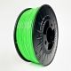 Alcia 3DP Filamento stampa 3D PLA 1,75 mm BRIGHT GREEN (Made in Europe)