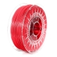 3D Filamento PLA 1,75mm rosso (Made in Europe)